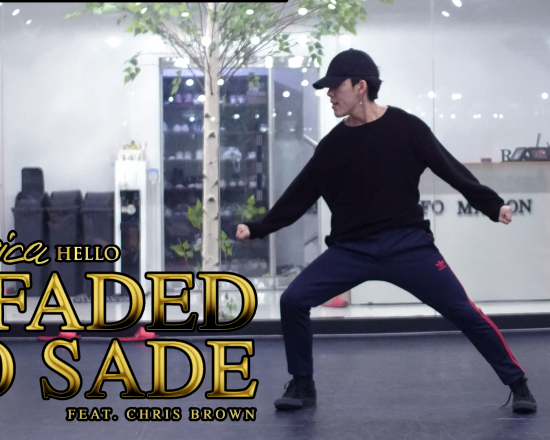 Lyrica Anderson – Faded to Sade ft. Chris Brown (choreography_Peri)
