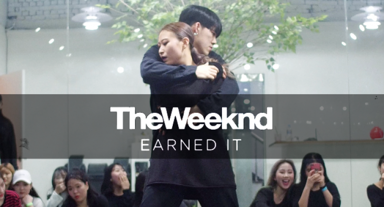 The Weeknd – Earned It (choreography_J-fire)