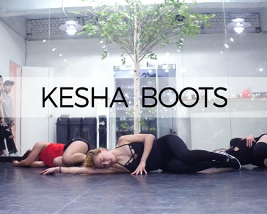 Kesha – Boots (choreography_Funky-Y)