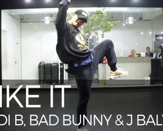 Cardi B, Bad Bunny & J Balvin – I Like It (choreography_Lily)