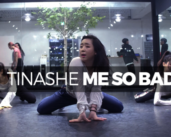 Tinashe – Me So Bad (choreography_Amy)