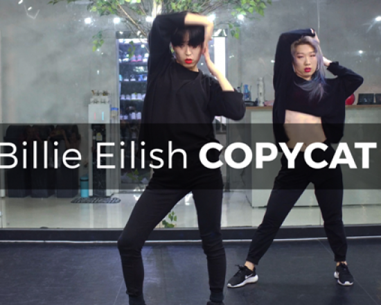 Billie Eilish – COPYCAT (choreography_Anggo)