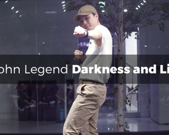 John Legend – Darkness and Light (choreography_chemi)
