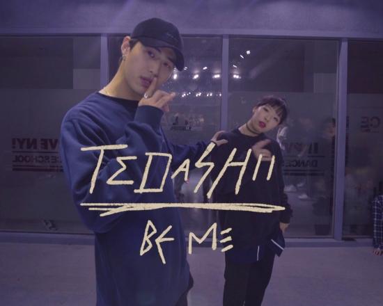 Tedashii – Be Me choreography by JayB