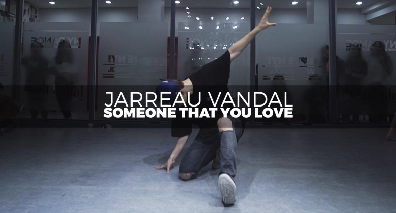 Jarreau Vandal – Someone That You Love (choreography_Jay-B)
