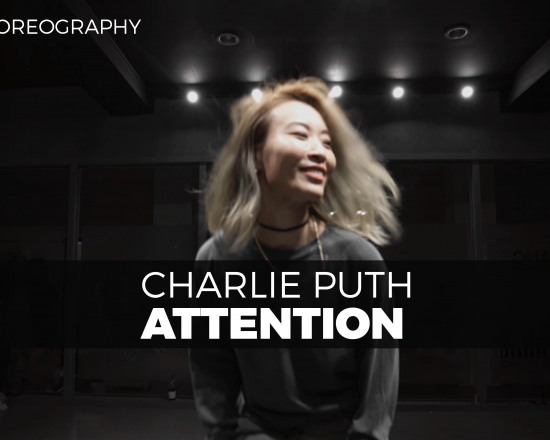 Charlie Puth – Attention (choreography_Iam1G)