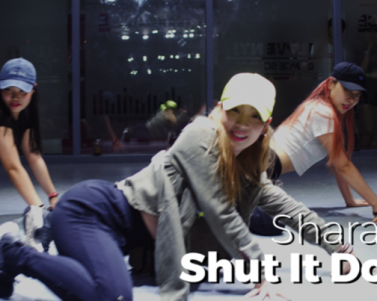 Shut It Down – Sharaya J (choreography_Amy)