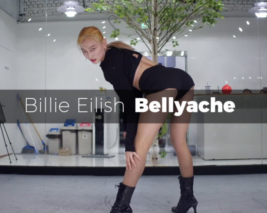 Billie Eilish – Bellyache choreography by Funky-Y