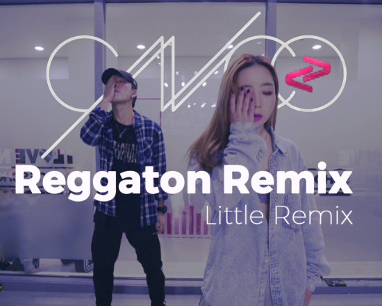 Raggaeton – Lento(Little Mix) choreography by Amy