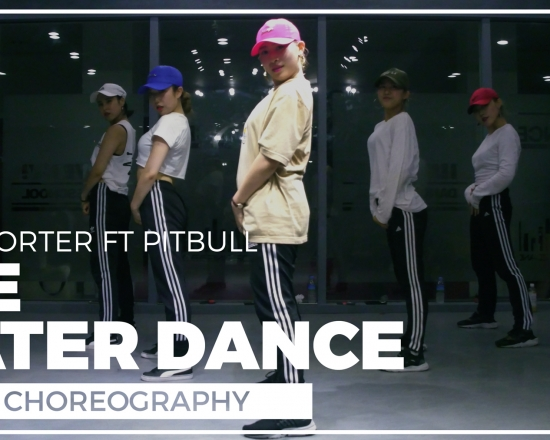 Chris Porter (ft. Pitbull) – The Water Dance (choreography_J-Fire)