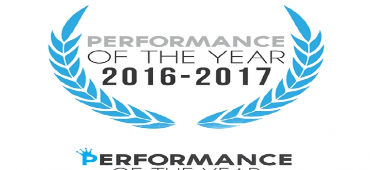 9주년을 맞이하는 PERFORMANCE OF THE YEAR