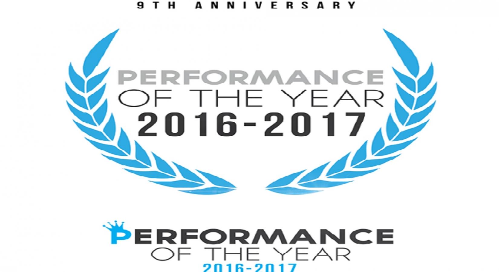 9주년을 맞이하는 PERFORMANCE OF THE YEAR