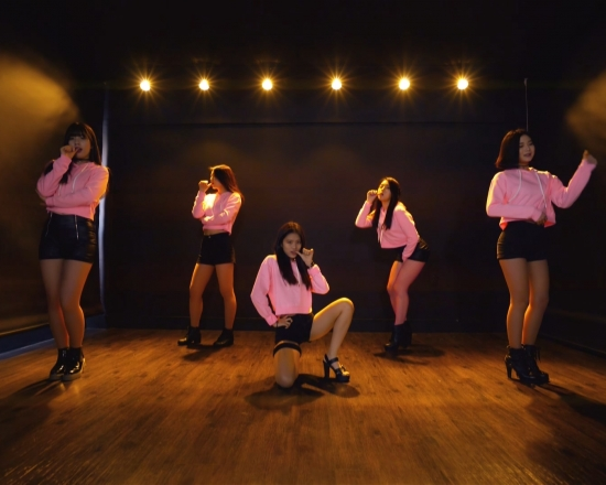 EXID HOT PINK COVER DANCE