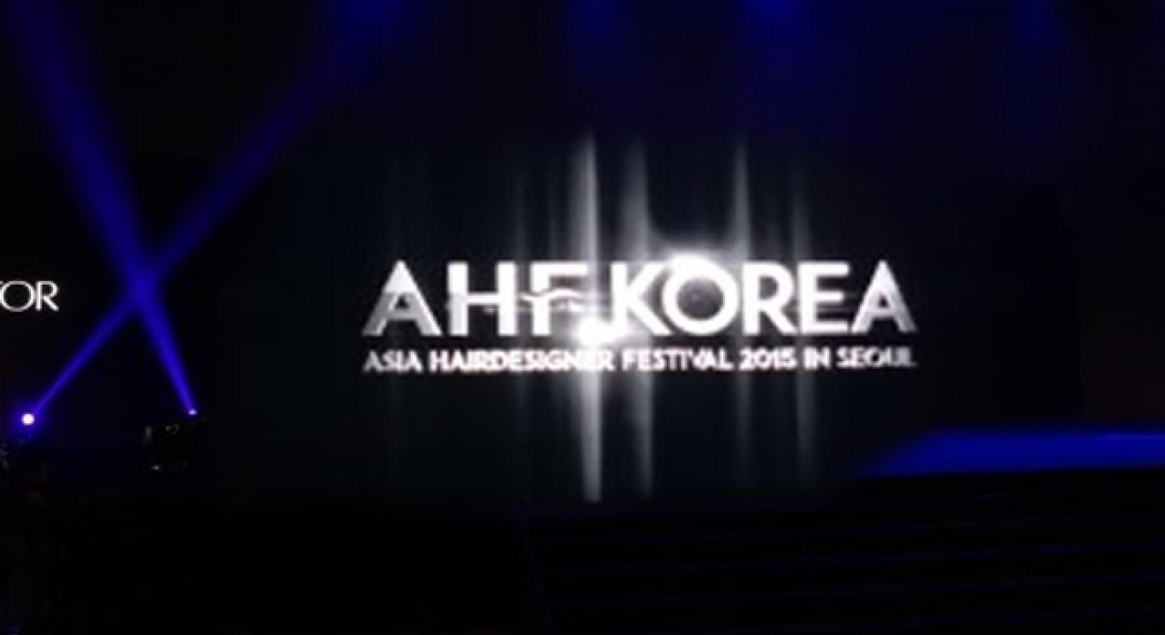 Asia Hairdesigner Festival 2015