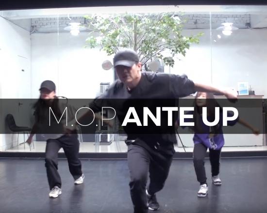 M.O.P – Ante Up (Choreography_HANMOI)