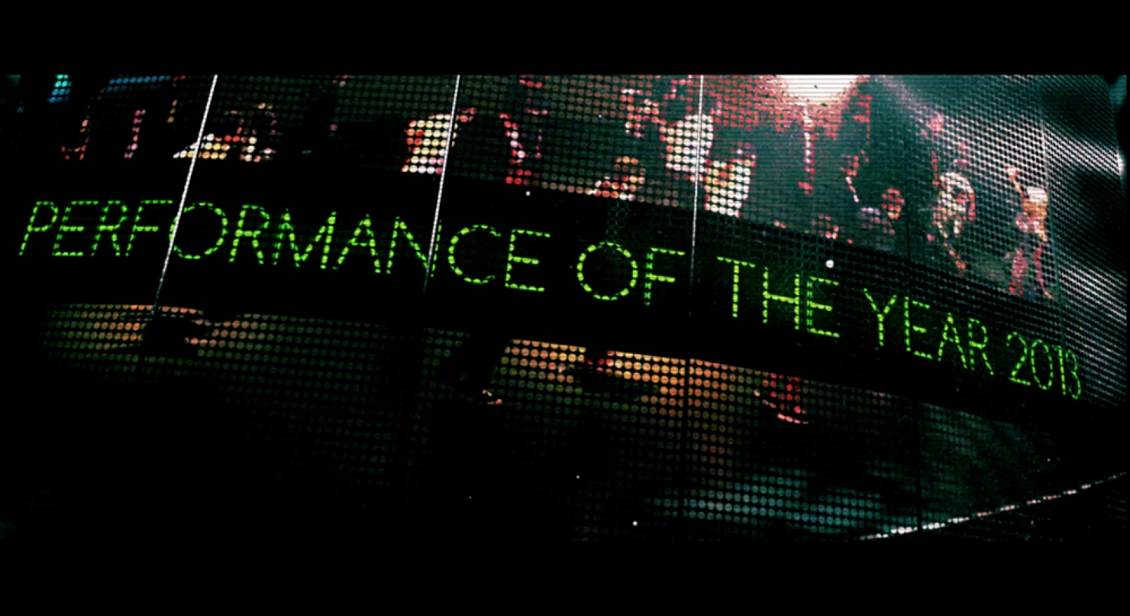 Performance Of The Year 2013 ~